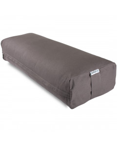 Wholesale Rectangular Yoga Bolster - Gray